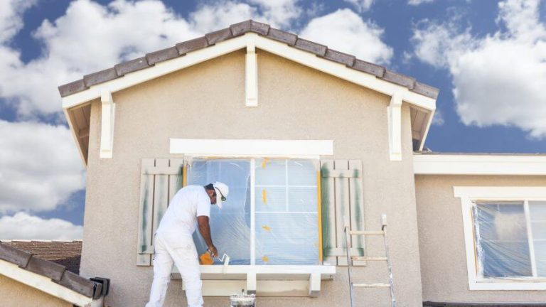 How to Update Your Home with Modern Painting Work
