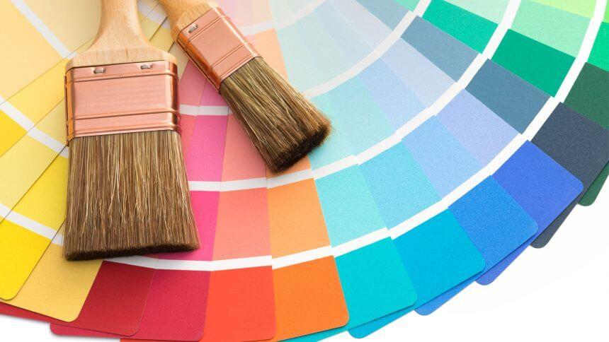 paint color palete