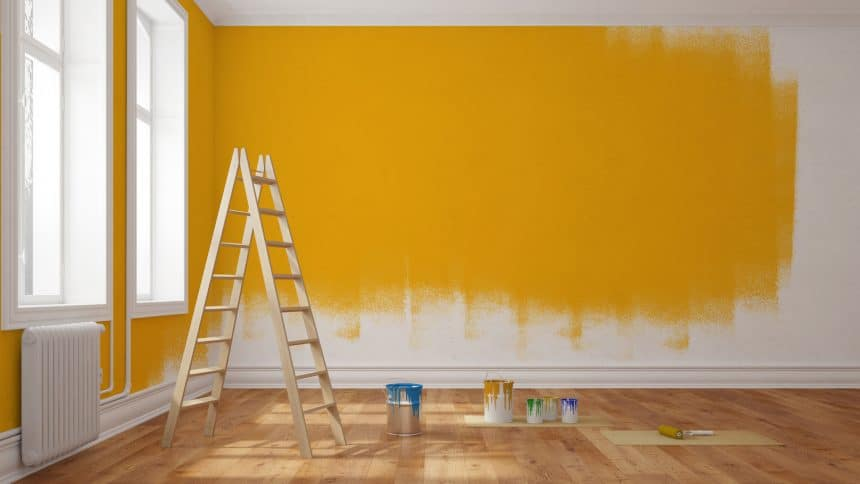 painting the right colors