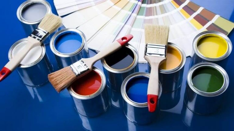 7 Different Types of House Paint Explained