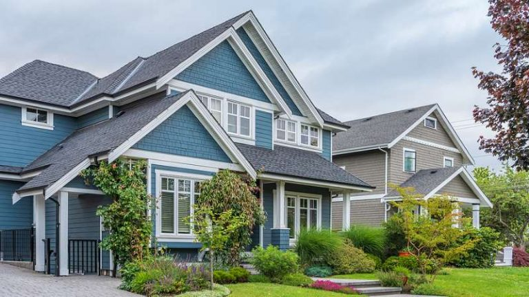 Changing The Exterior Color Of Your Calgary Home