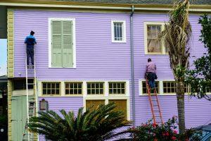 exterior painting siding