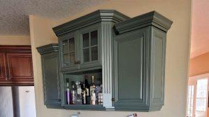refinishing cabinets Image Line Painting