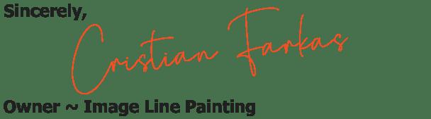 Image Line Painting Owner Cristian Farkas