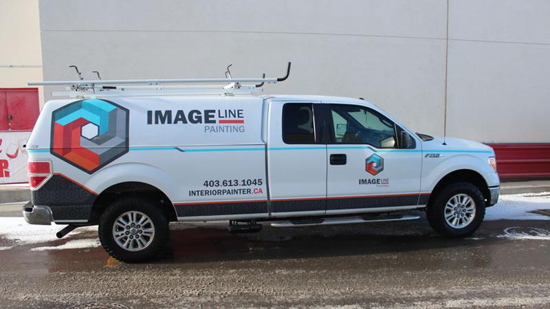 Image Line Painting - Professional Painter