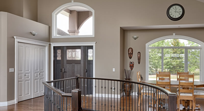 Interior Trim and Molding Painting and Staining